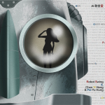 【派歌新发行】《AI敢会爱?》,一首关于机器人与女孩的绝美爱情史诗